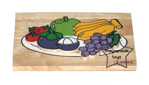 SKB-09 จิ๊กซอถาดผลไม้