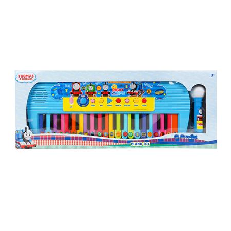 ชุดเปียโนพร้อมไมค์ Thomas and friends ของแท้ ส่งฟรี