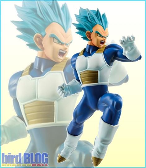 Vegeta Super Saiyan Blue ของแท้ JP แมวทอง - Ichiban Kuji Banpresto [โมเดลดราก้อนบอล]