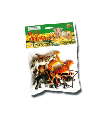 TY-5019 ชุดสวนสัตว์จำลอง