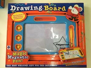 PS-8011 Drawing Board กระดานเขียนแม่เหล็ก (เล็ก)