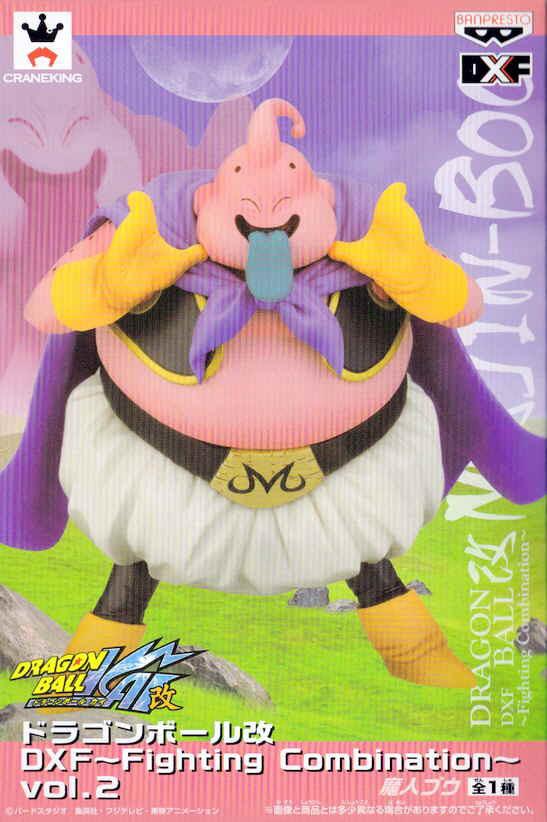 Majin Boo ของแท้ JP แมวทอง - Fighting Combination Banpresto [โมเดลดราก้อนบอล] (Rare)
