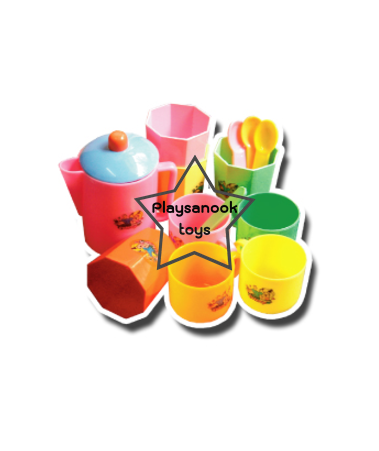 TY-5032 ชุดน้ำชาเล็ก
