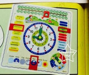 PS-4012 นาฬิกา วัน เดือน ปี