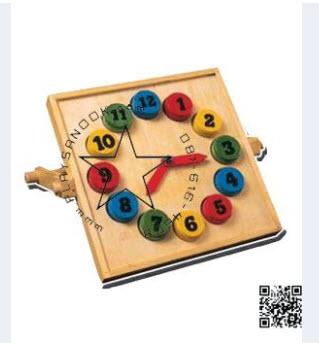 PS-4004 นาฬิกาตัวเลขกลม