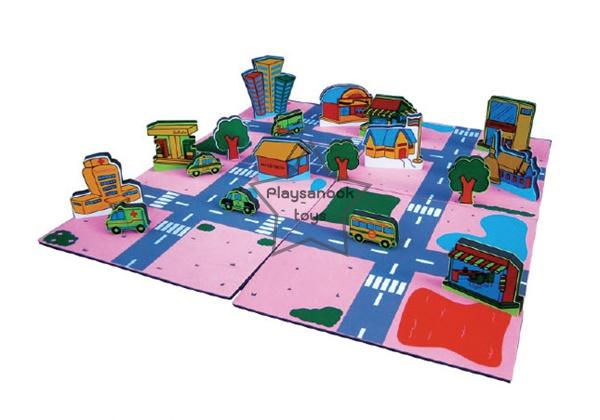 SKL-04 ชุดเกมสร้างเมืองในฝัน