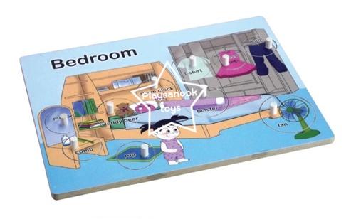 SKC-69 ภาพตัดต่อห้องนอน Bedroom