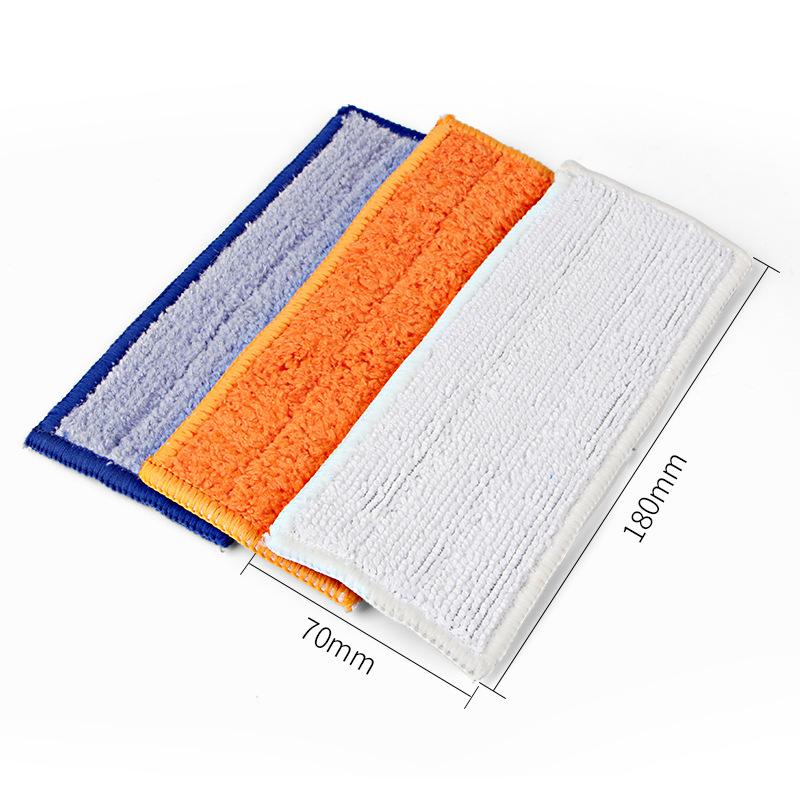 ผ้าถูพื้นชนิดซักได้ 3 ชิ้น เปียก ชื้น แห้ง สำหรับ iRobot Braava 200 series