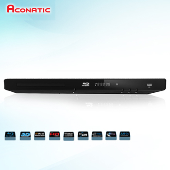 Blu-ray Player : Anti Cinavia (Aconatic 3D)