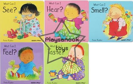 PBP-232 หนังสือ ชุด Small Senses มี 5 เล่ม