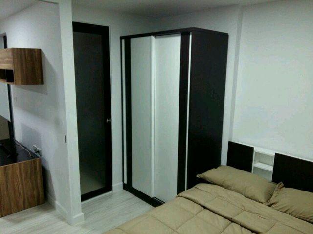 ให้เช่าคอนโด ; Mestyle Condo at Sukhumvit-Bangna ,คอนโด มีสไตล์, ห้องใหม่, ชั้น 7 วิว เมืองพร้อมอยู่