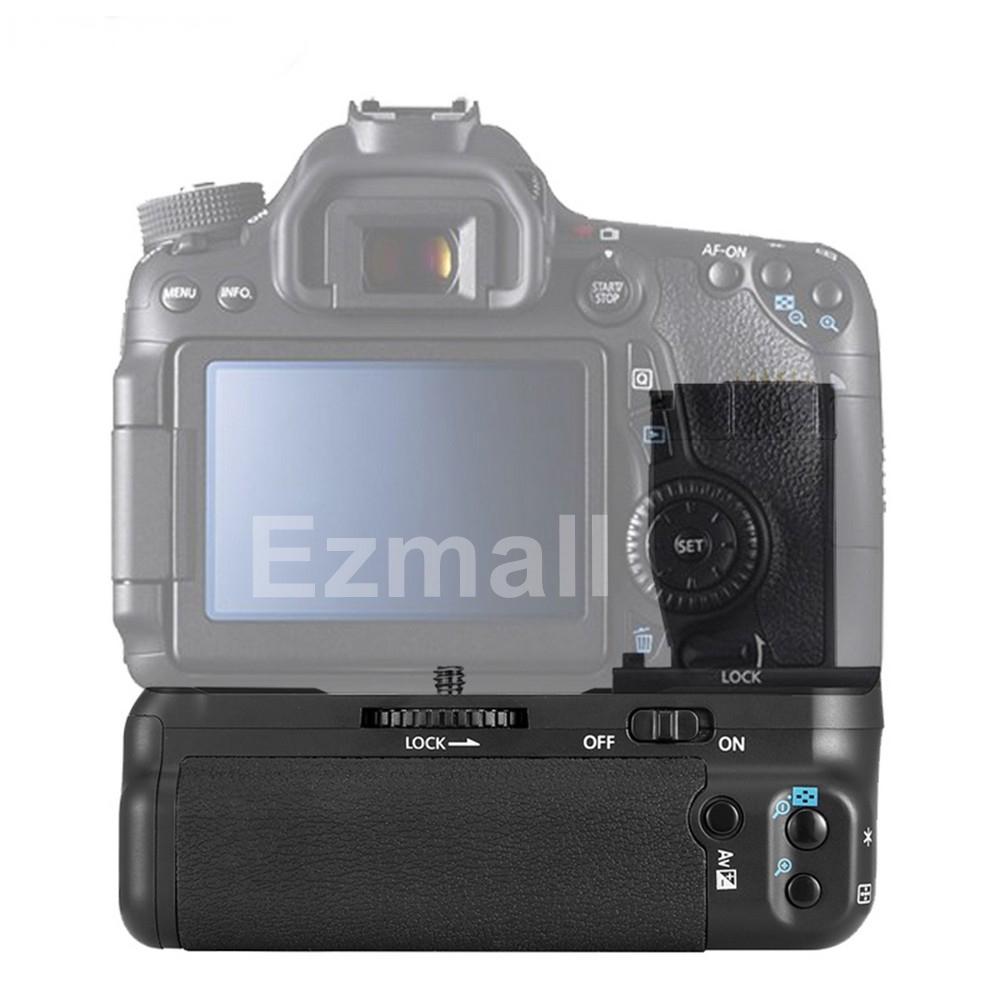 แบ็ตเตอรี่กริ๊ป(Battery Grip) สำหรับกล้อง DSLR Canon 750D, 760D, 8000D