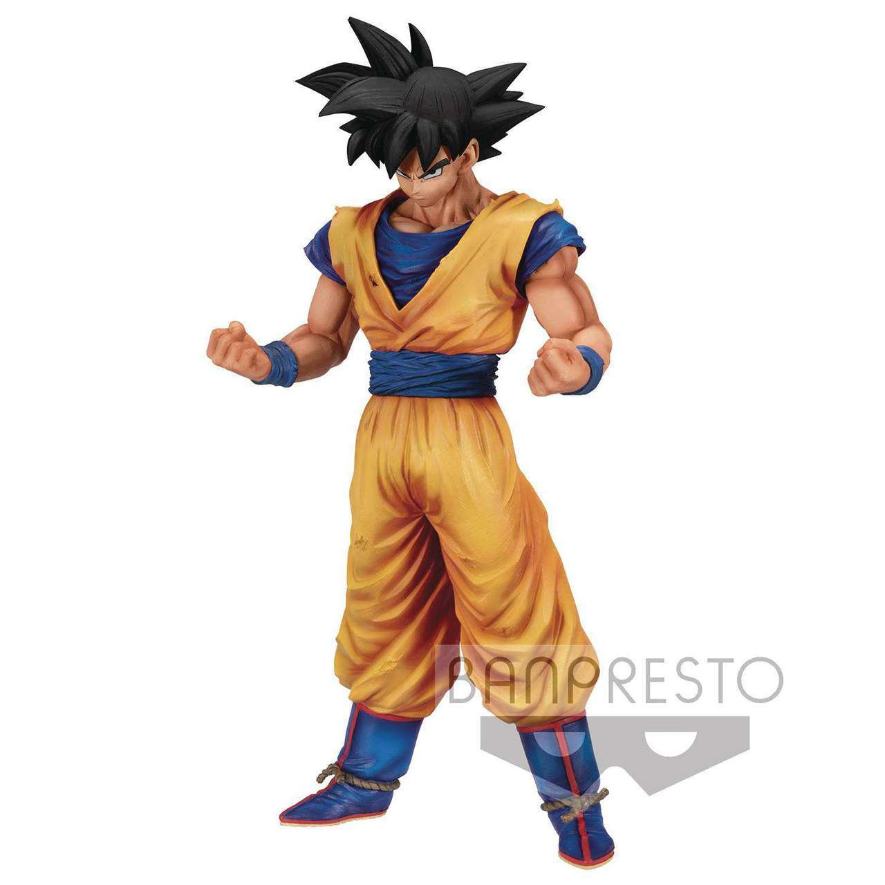 Goku ของแท้ JP แมวทอง - Grandista Banpresto [โมเดลดราก้อนบอล]