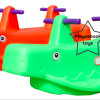 SPT-1025B โยกเยกฉลาม ราคา/ตัว