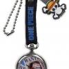 Key Ring Clock Onepiece ของแท้ JP แมวทอง (พวงกุญแจวันพีช)