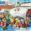 Thousand Sunny New World ของแท้ JP แมวทอง - Bandai Grand Ship Collection [โมเดลเรือวันพีช]