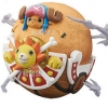 Chopper & Sunny ของแท้ JP แมวทอง - Banpresto Chopper's Adventure [โมเดลวันพีช]