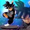 Goku Black ของแท้ JP แมวทอง - FES !! Banpresto [โมเดลดราก้อนบอล]