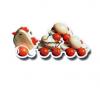 TY-4006 รถลากกุ๊กไก่ออกไข่