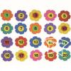 SKL-78 ดอกไม้ตัวเลข 1-20