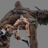 Bartolomeo Battle ของแท้ JP แมวทอง - Scultures Big Banpresto [โมเดลวันพีช]