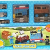 Thomas and friends train playset DIY funny puzzle ส่งฟรี