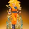 Goku Super Saiyan 3 ของแท้ JP แมวทอง - Bandai FZ [โมเดลดราก้อนบอล]