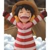 Luffy ของแท้ JP แมวทอง - WCF Ichiban Kuji Banpresto [โมเดลวันพีช]