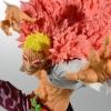 Doflamingo ของแท้ JP แมวทอง - Scultures Banpresto [โมเดลวันพีช]