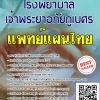 สรุปแนวข้อสอบ แพทย์แผนไทย โรงพยาบาลเจ้าพระยาอภัยภูเบศร