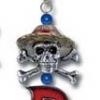 Strawhat Key ของแท้ JP แมวทอง (พวงกุญแจวันพีช)