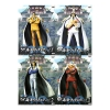 One Piece Marine Admiral ของแท้ JP แมวทอง - Banpresto DX Marine Set [โมเดลวันพีช] (Rare) 4 ตัว