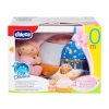 Chicco Goodnight Stars Projector Musical Nursery Toy, 12 cm - Pink ของแท้ ส่งฟรี