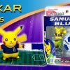 Japan Soccer Team Pikachu ของแท้ JP - Takara Tomy Moncolle EX [โมเดลโปเกมอน] (ปิกาจู)