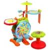 กลองเด็กเล็ก Huile Toys มีเสียง มีไฟ ส่งฟรี