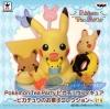 Pokemon Tea Party ของแท้ JP - Banpresto [โมเดลโปเกมอน]