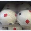 PS-1210 ลูกฟุตบอลพลาสติกขนาดกลาง (โหลละ)