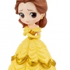 Belle ของแท้ JP - Q Posket Disney - Normal Color [โมเดล Disney]