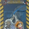 Luffy & Smoker Key ของแท้ JP แมวทอง (พวงกุญแจวันพีช)