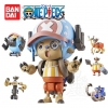 Chopper Robo Super Set ของแท้ JP แมวทอง - Robo Bandai [โมเดลเรือวันพีช] (5 ตัว)