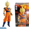 Goku Super Saiyan 2 ของแท้ JP - Scultures Branpresto [โมเดลดราก้อนบอล]