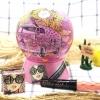"BENEFIT COSMETICS Galifornia Love Holiday Set 2 Pcs. -Roller lash mascara full-size | 8.5 g Net wt. 0.3 oz. -GALifornia powder blush mini | 2.5 g Net wt. 0.08 oz. "" ภายในชุดประกอบด้วย -Roller lash mascara full-size | 8.5 g Net wt. 0.3 oz. พลังของความ"