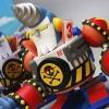 Franky Shogun ของแท้ JP แมวทอง - WCF Mega Banpresto [โมเดลวันพีช]