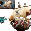 Thousand Sunny Vol.1 ของแท้ JP แมวทอง - Banpresto Grandline Ships [โมเดลเรือวันพีช]