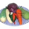 SKD-06 ชุดพืชผักสวนครัว