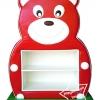 EVA-08 ชั้นวางของหมีแดง
