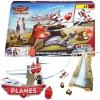 Disney Planes Fire & rescue piston peak air attack track set ของแท้ ส่งฟรี