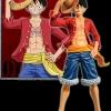 Luffy The Best Edition ของแท้ JP แมวทอง - Ichiban Kuji Banpresto [โมเดลวันพีช]