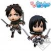 Mikasa & Eren ของแท้ JP - Ichiban Kuji Banpresto [โมเดล Attack of Titan] (2 ตัว)