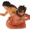 Luffy & Ace Memories ของแท้ JP แมวทอง - Ichiban Kuji Banpresto [โมเดลวันพีช]